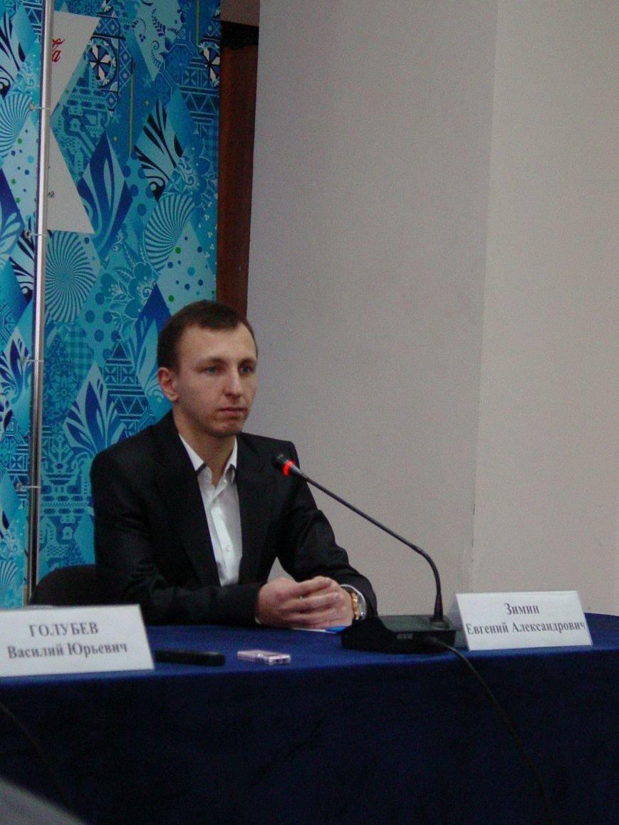 Раскрыты секреты Паралимпийского огня в Таганроге, фото-2
