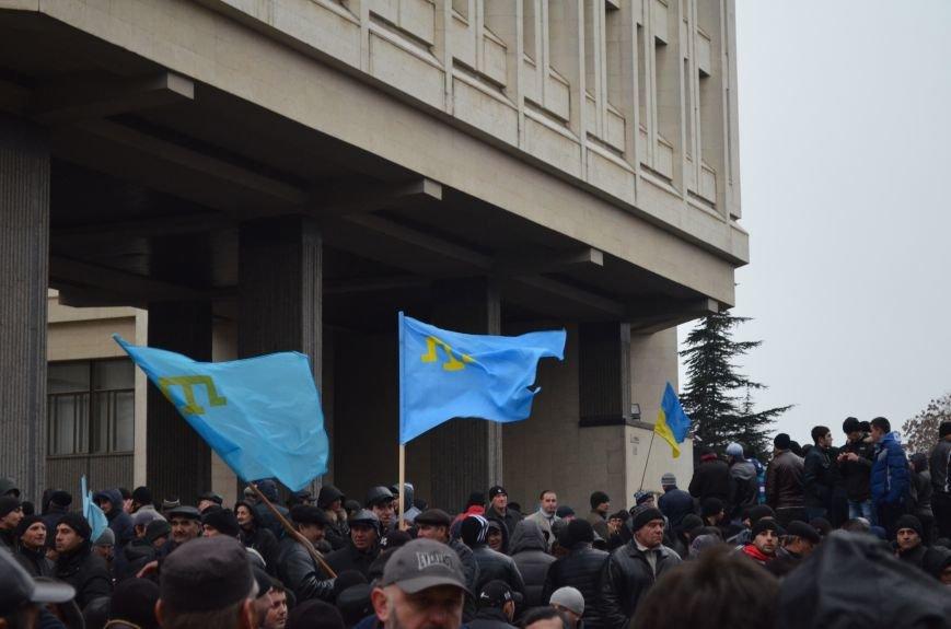 В центре Симферополя сошлись политические антагонисты (ФОТО), фото-4