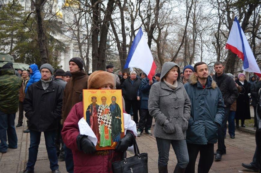 В центре Симферополя сошлись политические антагонисты (ФОТО), фото-5