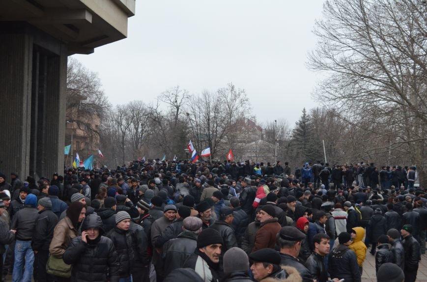 В центре Симферополя сошлись политические антагонисты (ФОТО), фото-6