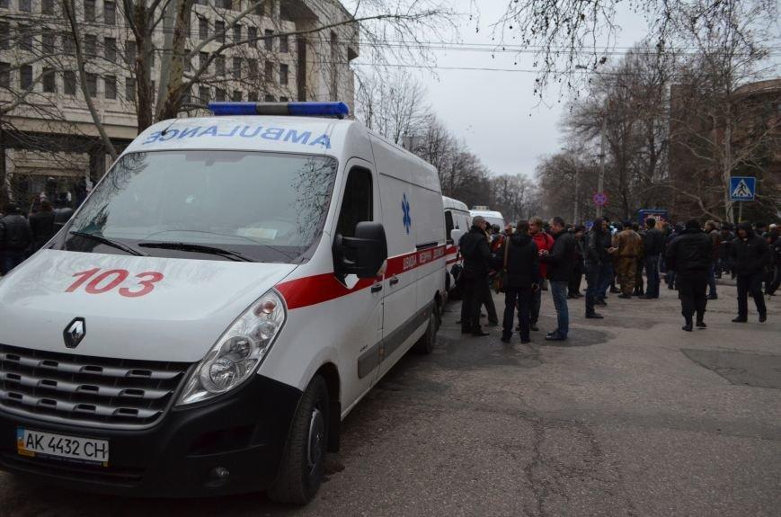 В центре Симферополя сошлись политические антагонисты (ФОТО), фото-8