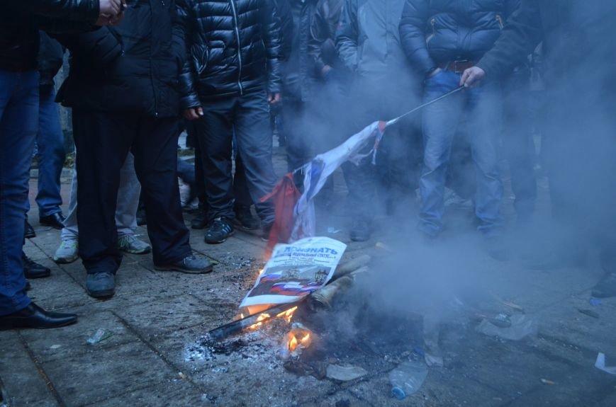 В центре Симферополя сошлись политические антагонисты (ФОТО), фото-7