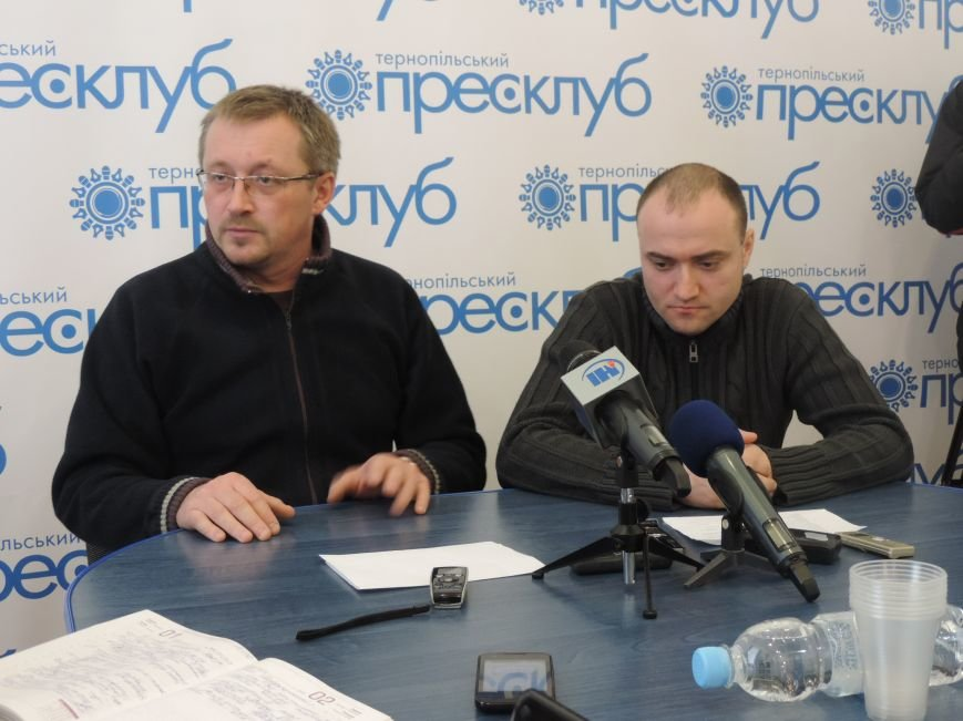 Тернопільський «Автомайдан» оголошує війну корупції у місті, фото-1