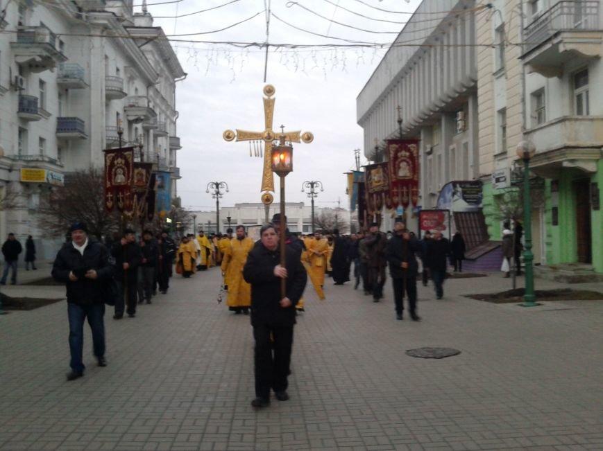 В Сумах УПЦ (МП) провела молебен и крестный ход в честь погибших на Майдане (ФОТО), фото-6
