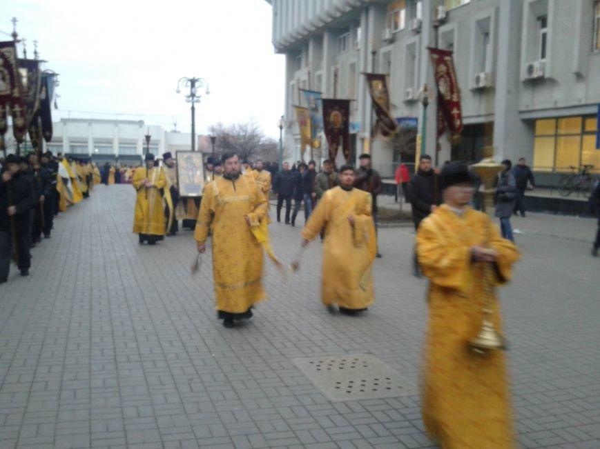 В Сумах УПЦ (МП) провела молебен и крестный ход в честь погибших на Майдане (ФОТО), фото-5
