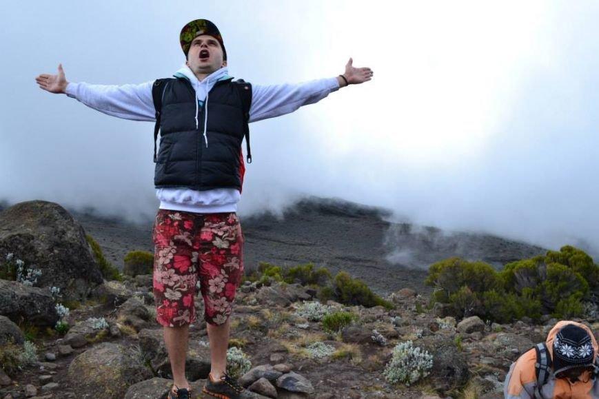 Мариупольцы вошли в африканские облака и любовались Килиманджаро с горы-зебры (ФОТОРЕПОРТАЖ), фото-1