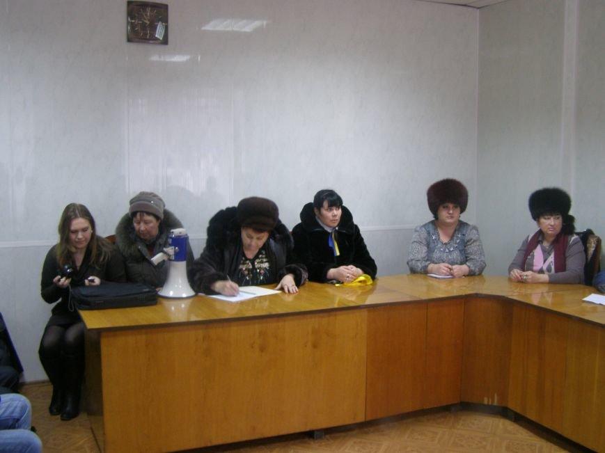 В Красноармейске создали Народную раду, главное ее требование – снять Гаврильченко с должности (ФОТО,ВИДЕО), фото-1