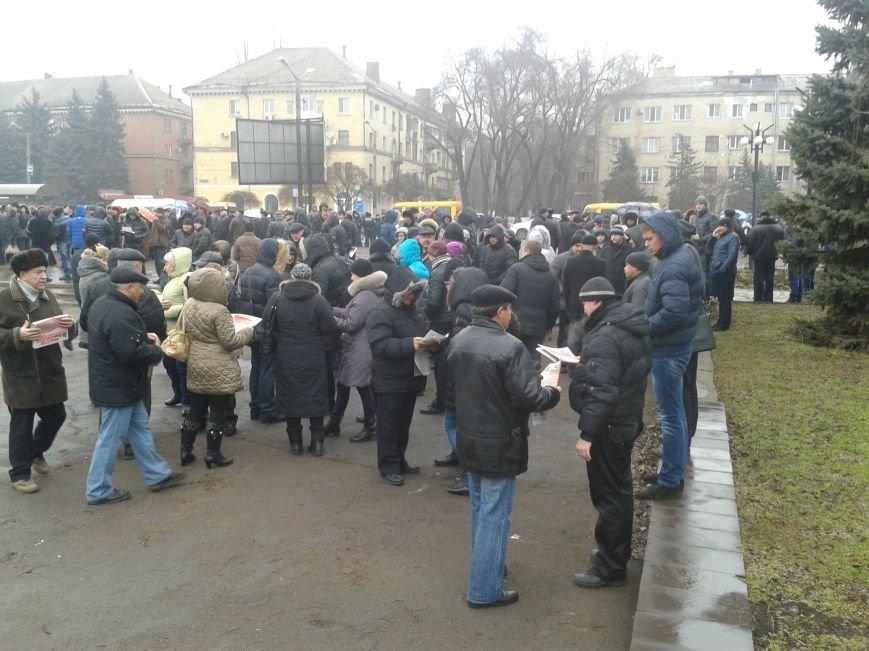 Криворожане продолжают прибывать на митинг за порядок (ФОТО), фото-7