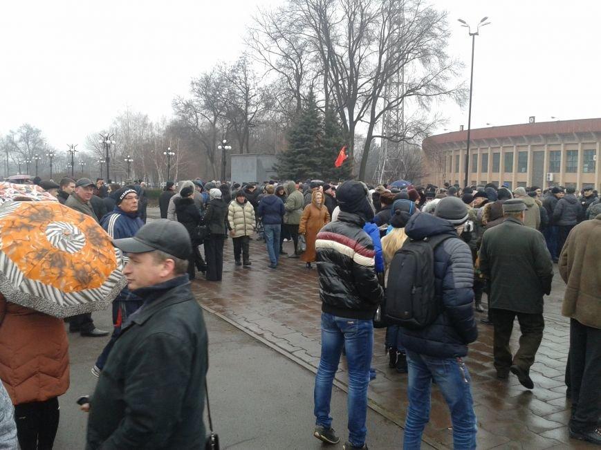 Криворожане продолжают прибывать на митинг за порядок (ФОТО), фото-4