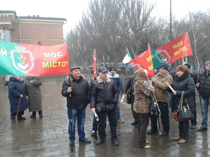 Криворожане продолжают прибывать на митинг за порядок (ФОТО), фото-2