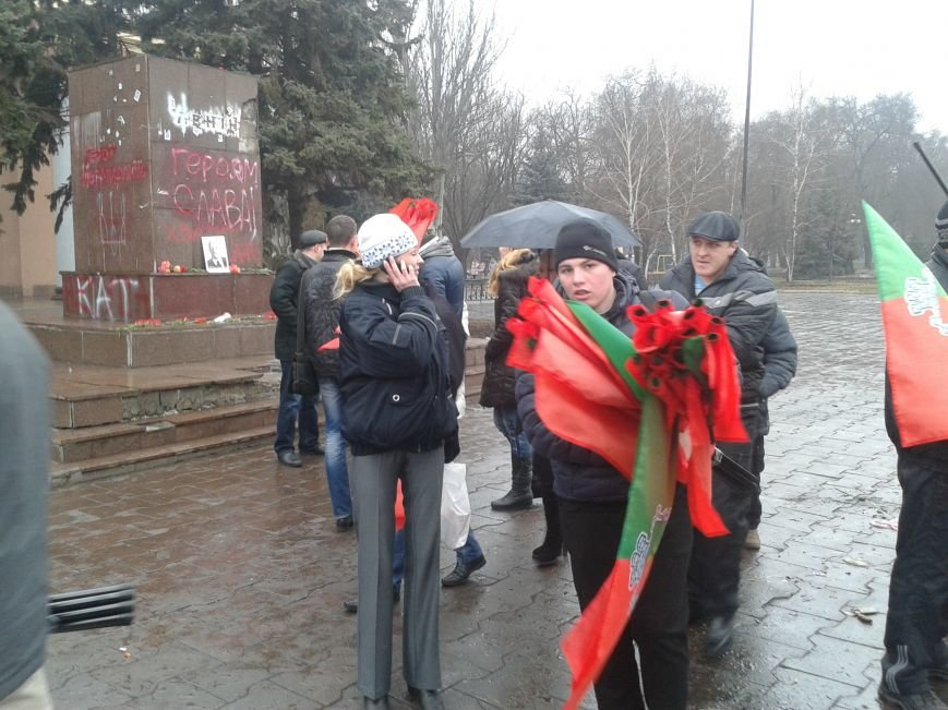 Криворожане продолжают прибывать на митинг за порядок (ФОТО), фото-3