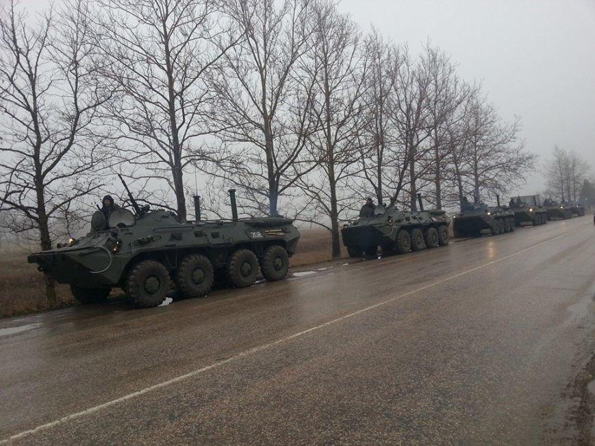 Что делает российская военная техника на территории Украины? (ФОТО), фото-1