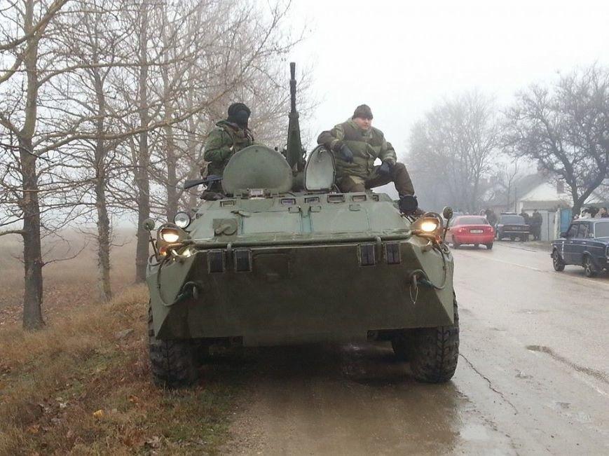 Что делает российская военная техника на территории Украины? (ФОТО), фото-3