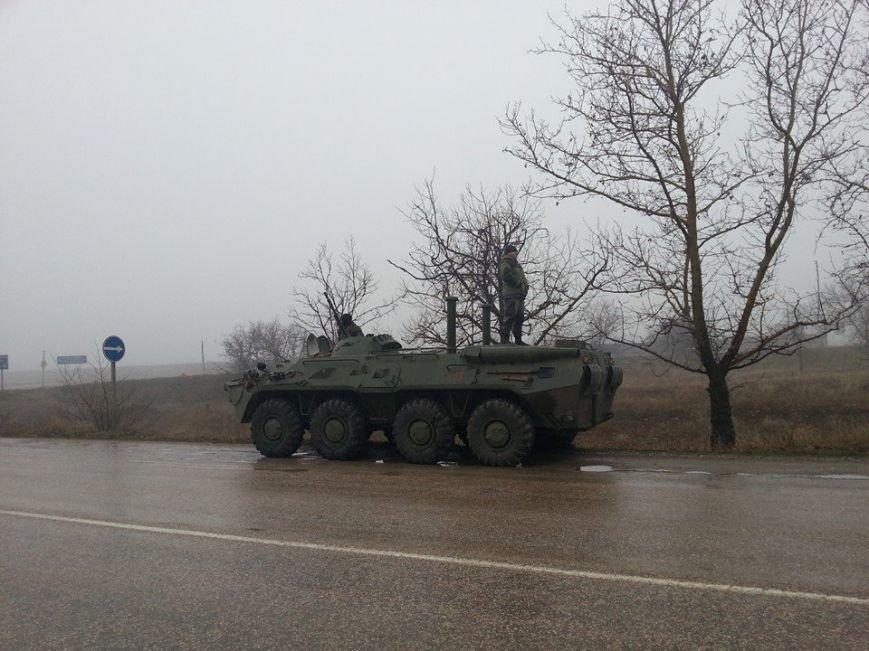 Что делает российская военная техника на территории Украины? (ФОТО), фото-2