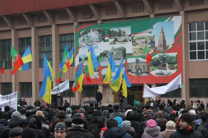 В Кривом Роге участники митинга за порядок потребовали закончить «беспредел» в городе (ФОТО), фото-14
