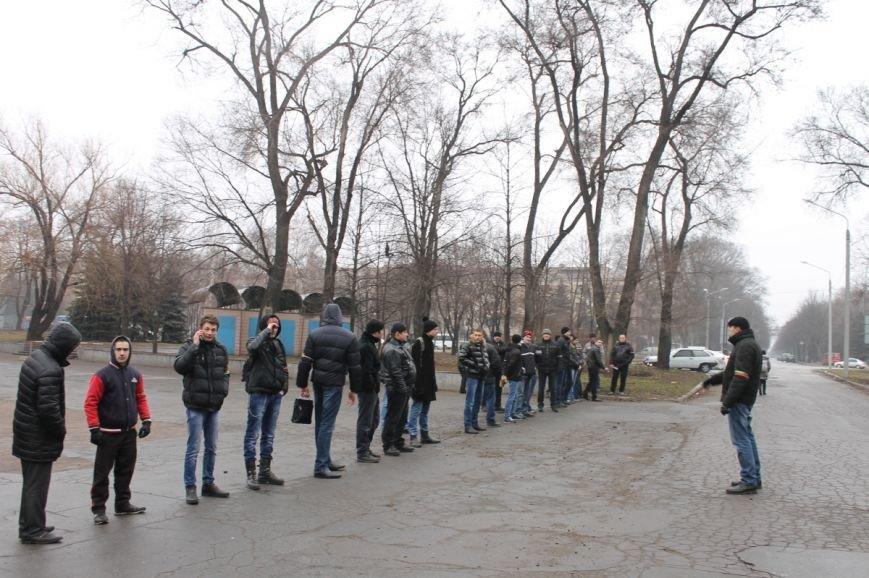 В Кривом Роге участники митинга за порядок потребовали закончить «беспредел» в городе (ФОТО), фото-9