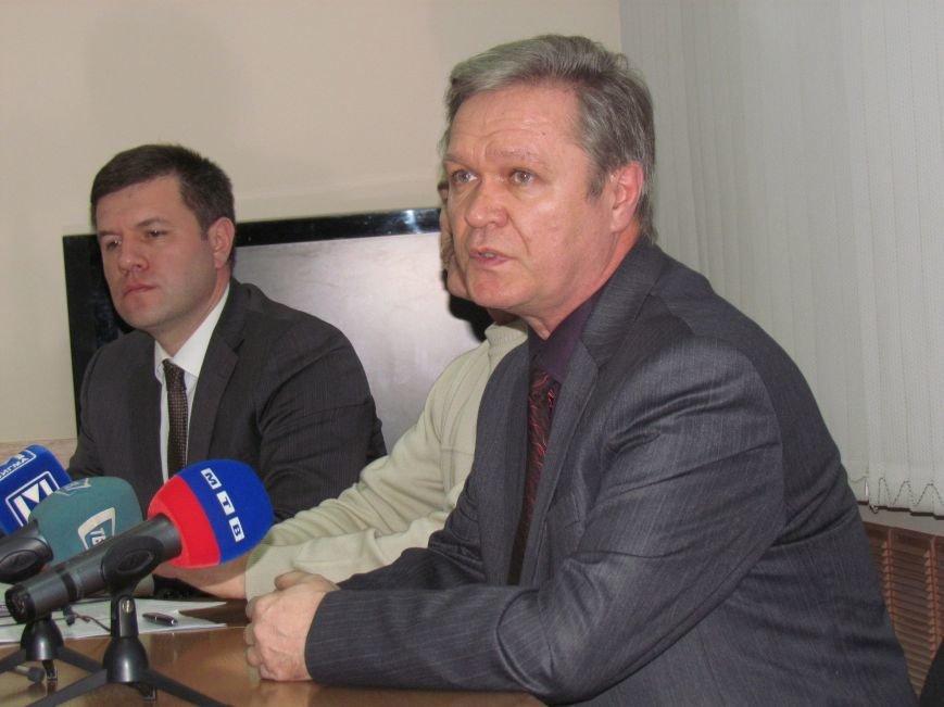 Представители партий призвали мариупольцев работать, пока в Киеве будут заниматься политикой (ФОТО), фото-2