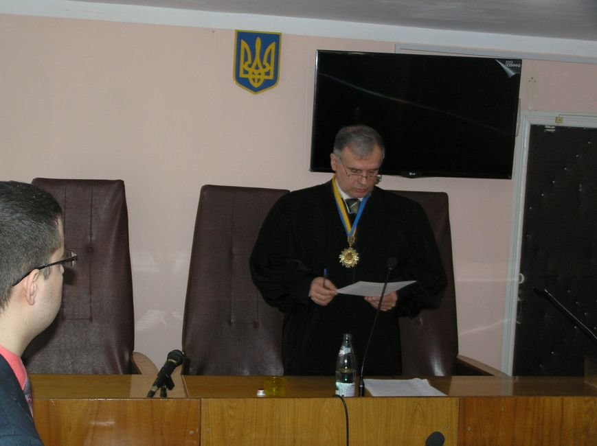 Сегодня Козельщинский районный суд Полтавской области вынес приговор по делу кременчугской «триады» (ФОТО), фото-1
