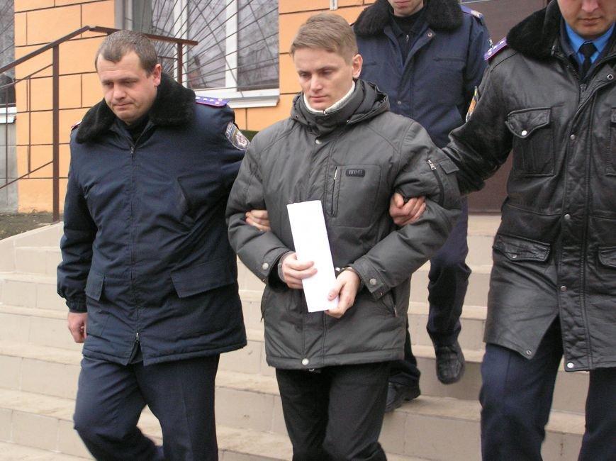 Сегодня Козельщинский районный суд Полтавской области вынес приговор по делу кременчугской «триады» (ФОТО), фото-3