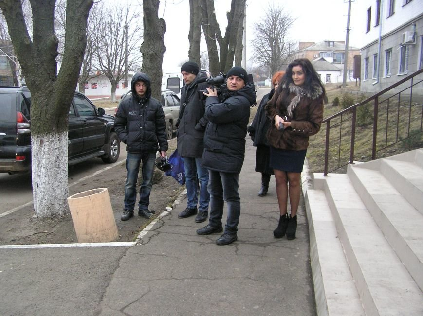 Сегодня Козельщинский районный суд Полтавской области вынес приговор по делу кременчугской «триады» (ФОТО), фото-6