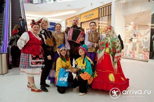 В эти выходные в ТРЦ АКВАМОЛЛ пройдет финал ЗИМНИХ ИГР 2014 и празднование Масленицы, фото-1