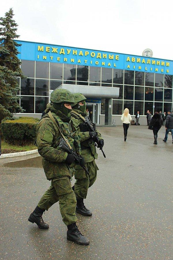 В Крым прилетел Жириновский (ФОТО), фото-2