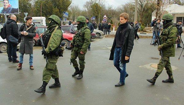 В Крым прилетел Жириновский (ФОТО), фото-1