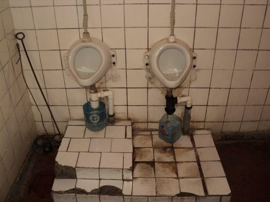 В Мариуполе зловонный туалет распугал шахматистов (ФОТО), фото-4
