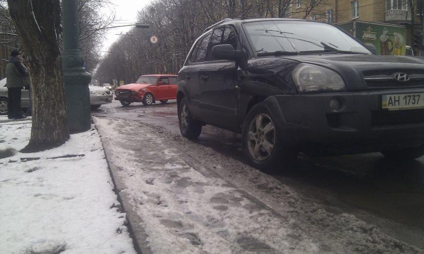 В Мариуполе неработающий светофор  спровоцировал аварию (ФОТО), фото-5