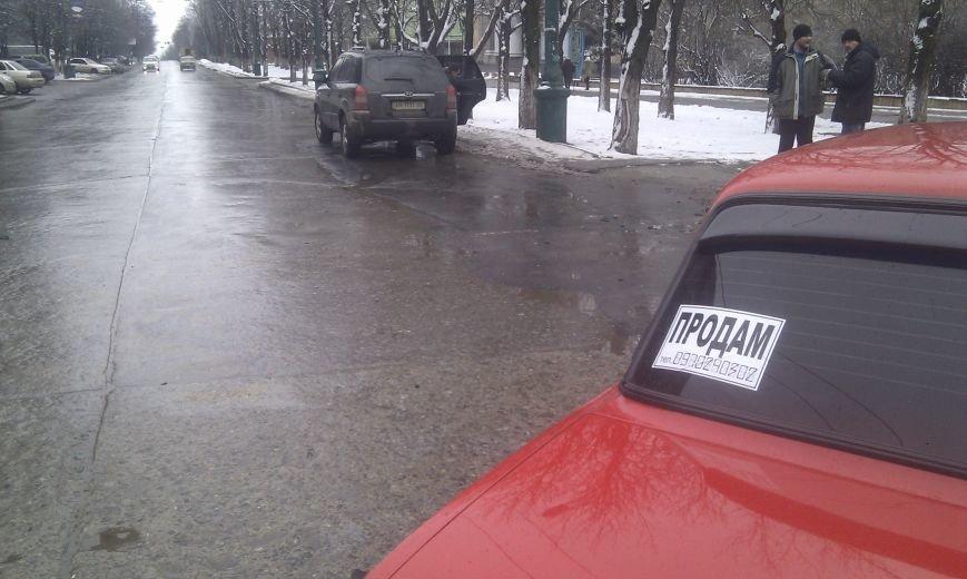 В Мариуполе неработающий светофор  спровоцировал аварию (ФОТО), фото-2