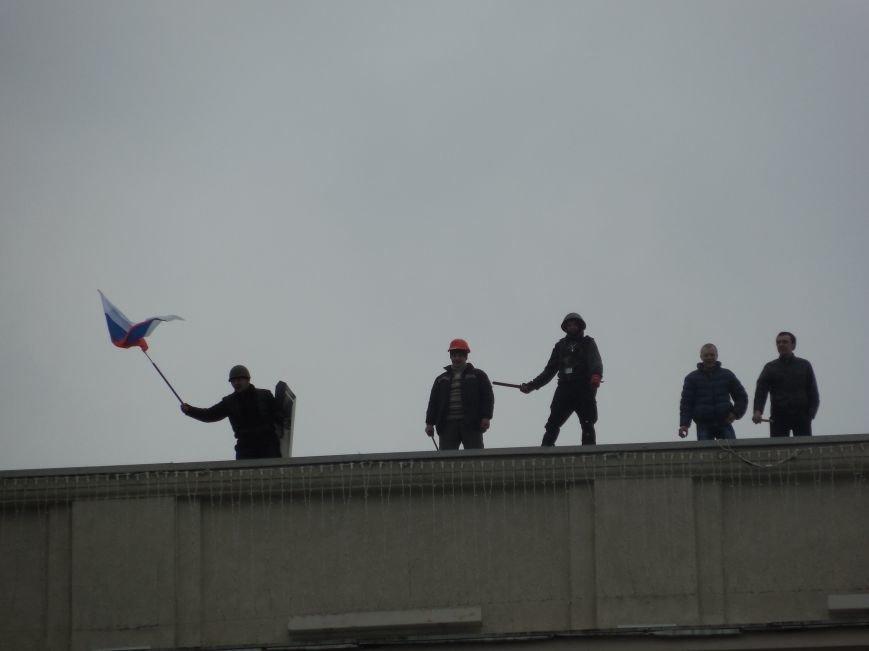 Захватчики ХОГА в крови. Толпа митингующих устроила самосуд над харьковскими евромайдановцами (ФОТО), фото-33