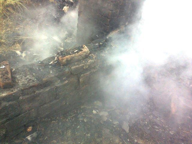 В Ємільчинському районі сусіди врятували палаючий будинок, фото-3