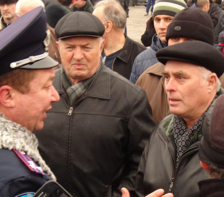 Митинг у памятника Ленину за неделимую Украину (Фото), фото-2