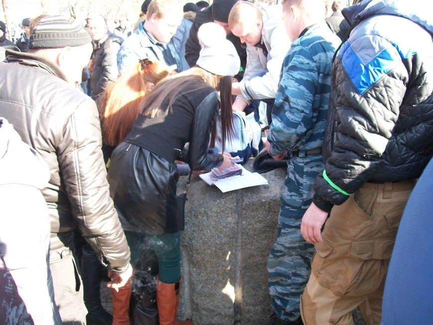 Организаторы «Русской весны» развели луганчан на деньги (ФОТО), фото-5