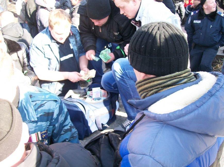 Организаторы «Русской весны» развели луганчан на деньги (ФОТО), фото-9