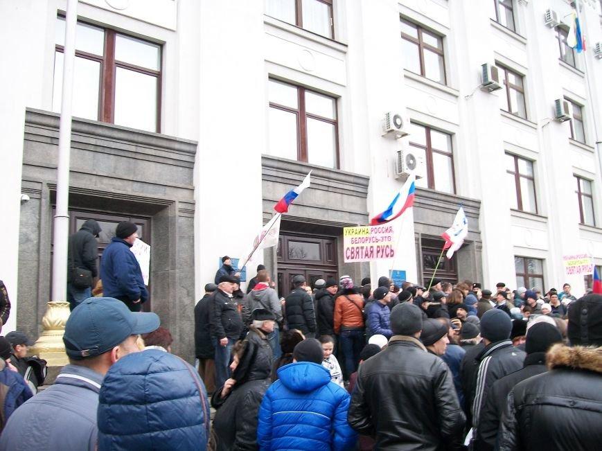 В  Луганске хотят провести референдум об отсоединении Донбасса (ОБНОВЛЯЕТСЯ,ФОТО, ВИДЕО), фото-2