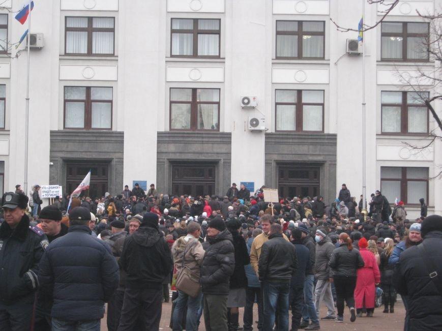 В  Луганске хотят провести референдум об отсоединении Донбасса (ОБНОВЛЯЕТСЯ,ФОТО, ВИДЕО), фото-4