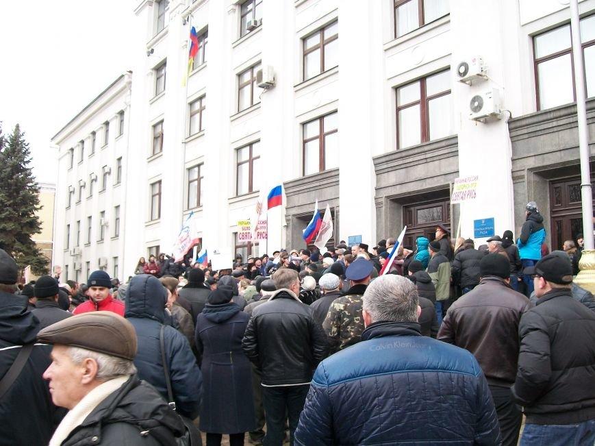 В  Луганске хотят провести референдум об отсоединении Донбасса (ОБНОВЛЯЕТСЯ,ФОТО, ВИДЕО), фото-1