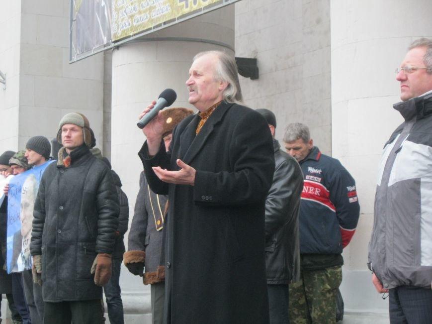 Черниговцы на вече высказались за «мир от Чернигова до Крыма», фото-5