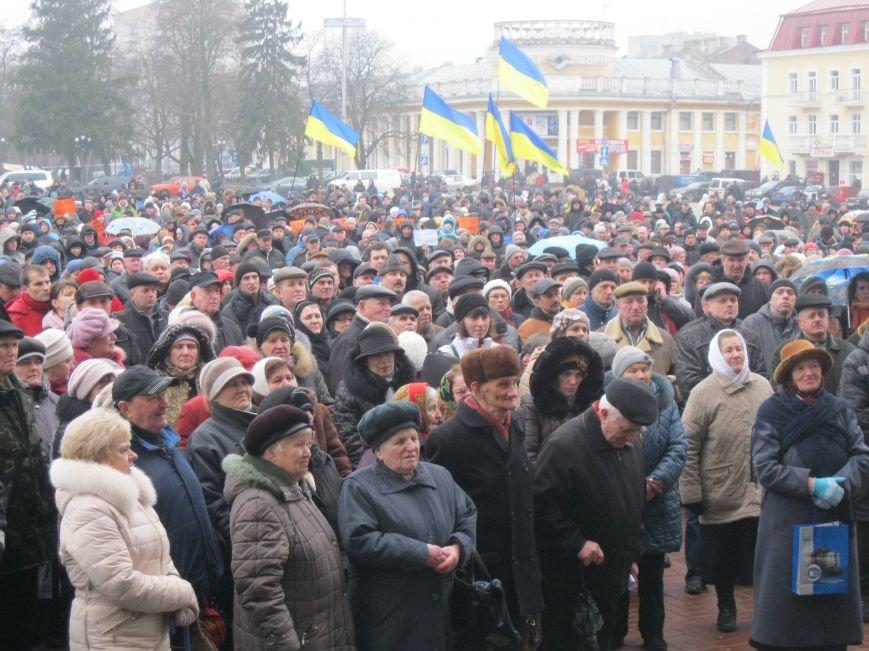 Черниговцы на вече высказались за «мир от Чернигова до Крыма», фото-4