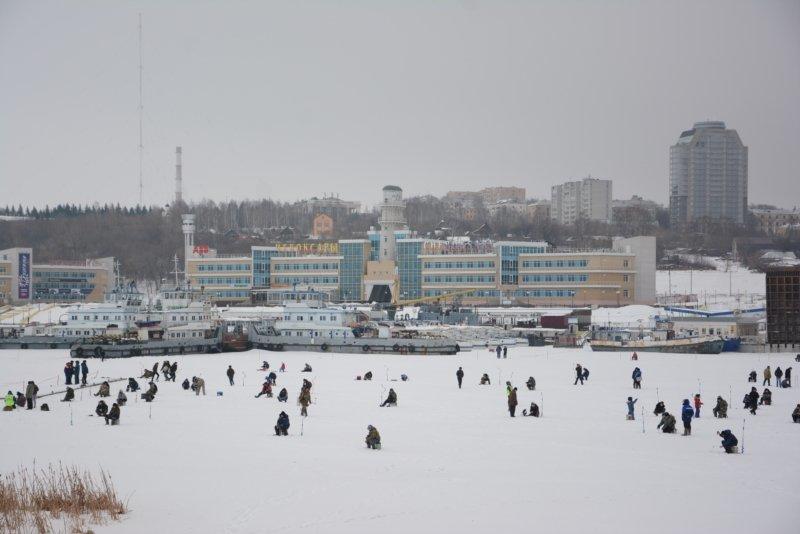 Леонид Черкесов открывал фестиваль «Чебоксарская рыбалка» (ФОТО), фото-5