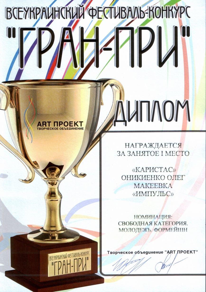 Гран-При. Импульс