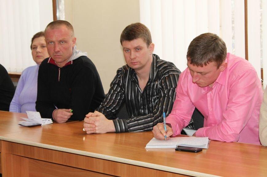 Городской голова Артемовска встретился с делегатами субботнего митинга (ВИДЕО), фото-1