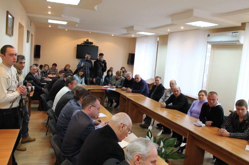Городской голова Артемовска встретился с делегатами субботнего митинга (ВИДЕО), фото-2