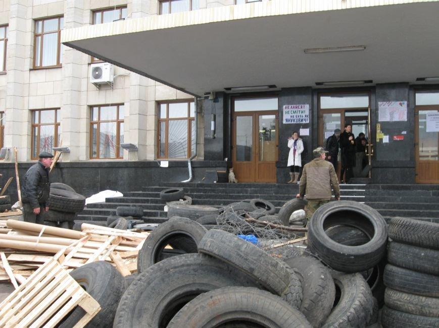 Барикад під Житомирською облрадою більш не буде (ФОТО), фото-9