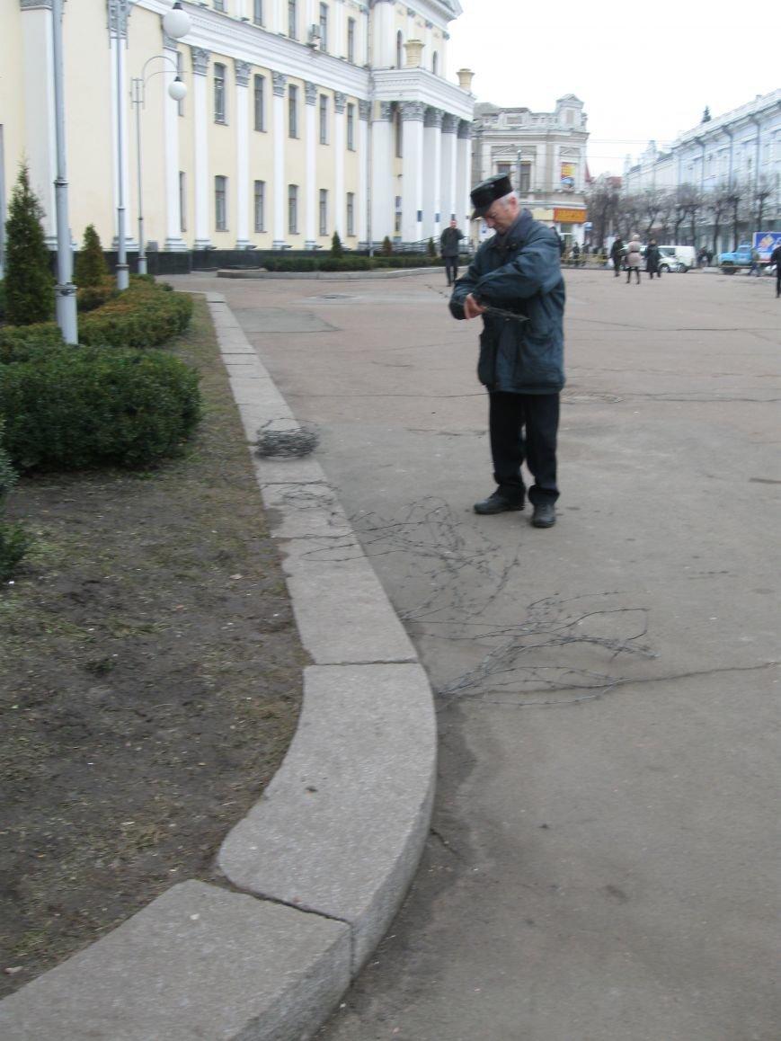 Барикад під Житомирською облрадою більш не буде (ФОТО), фото-5