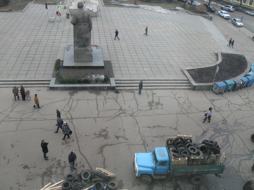 Барикад під Житомирською облрадою більш не буде (ФОТО), фото-1