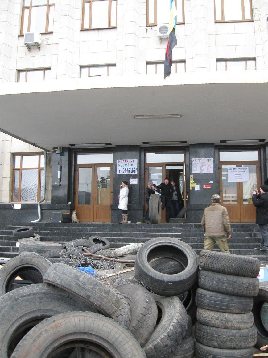 Барикад під Житомирською облрадою більш не буде (ФОТО), фото-10