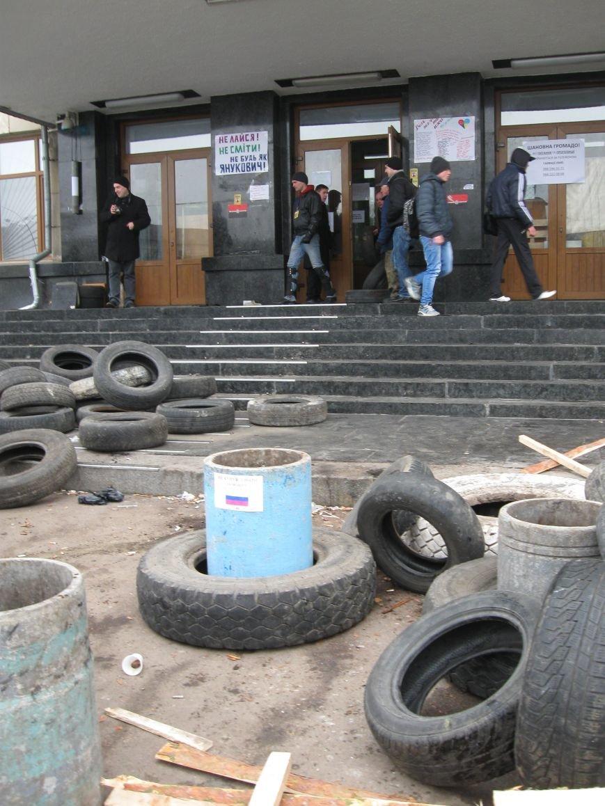 Барикад під Житомирською облрадою більш не буде (ФОТО), фото-12