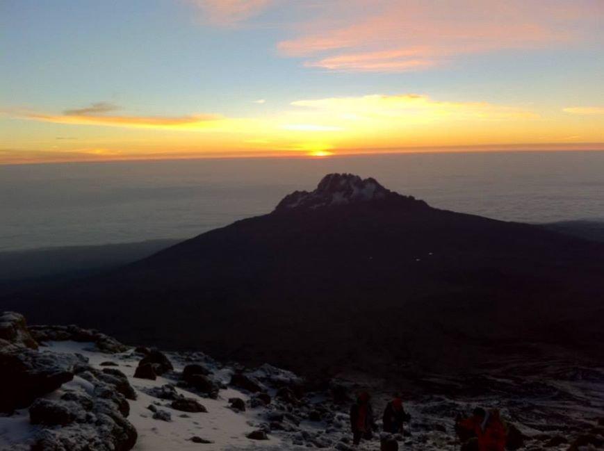 Мариупольцы забрались на вершину Килиманджаро (ФОТОРЕПОРТАЖ), фото-8
